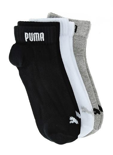 Puma Spor Çorap Gri